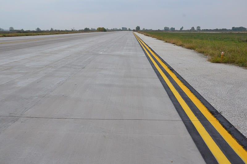 Airport Runway markings