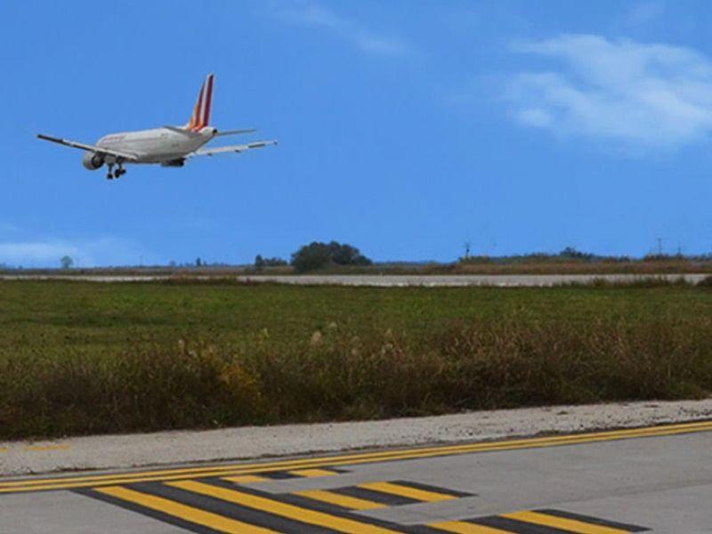 Airports Runway Markings