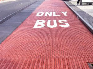 ممر الحافلة