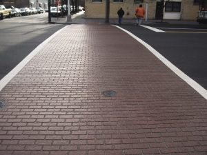 Mattone decorativo Crosswalk