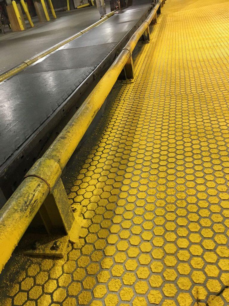 Ετικέτες χώρου χειρισμού αποσκευών αεροδρομίου
