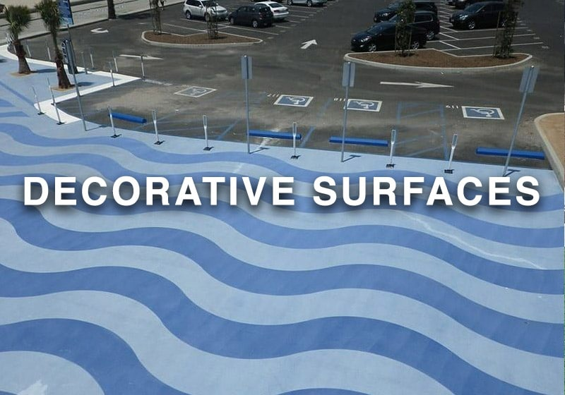 Decorative Surface Treatment
