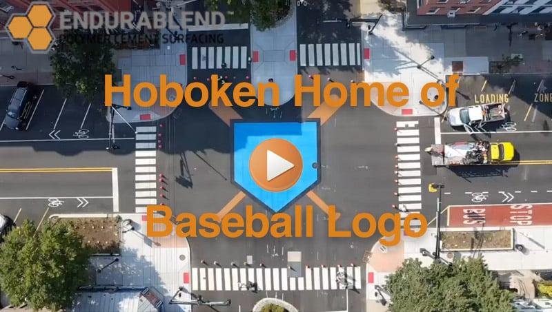 λογότυπο hoboken-μπέιζμπολ