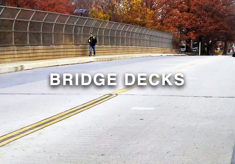 Bridge Deck Surface