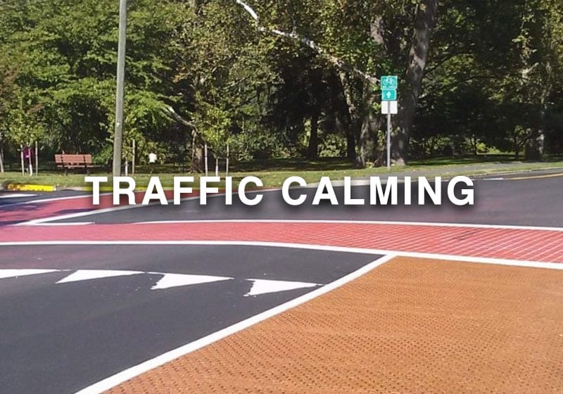 Traffic Calming Applications