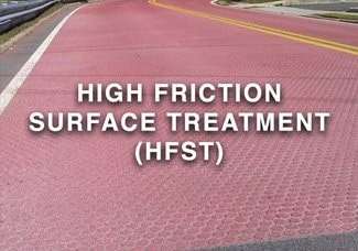 high friction surface treatment