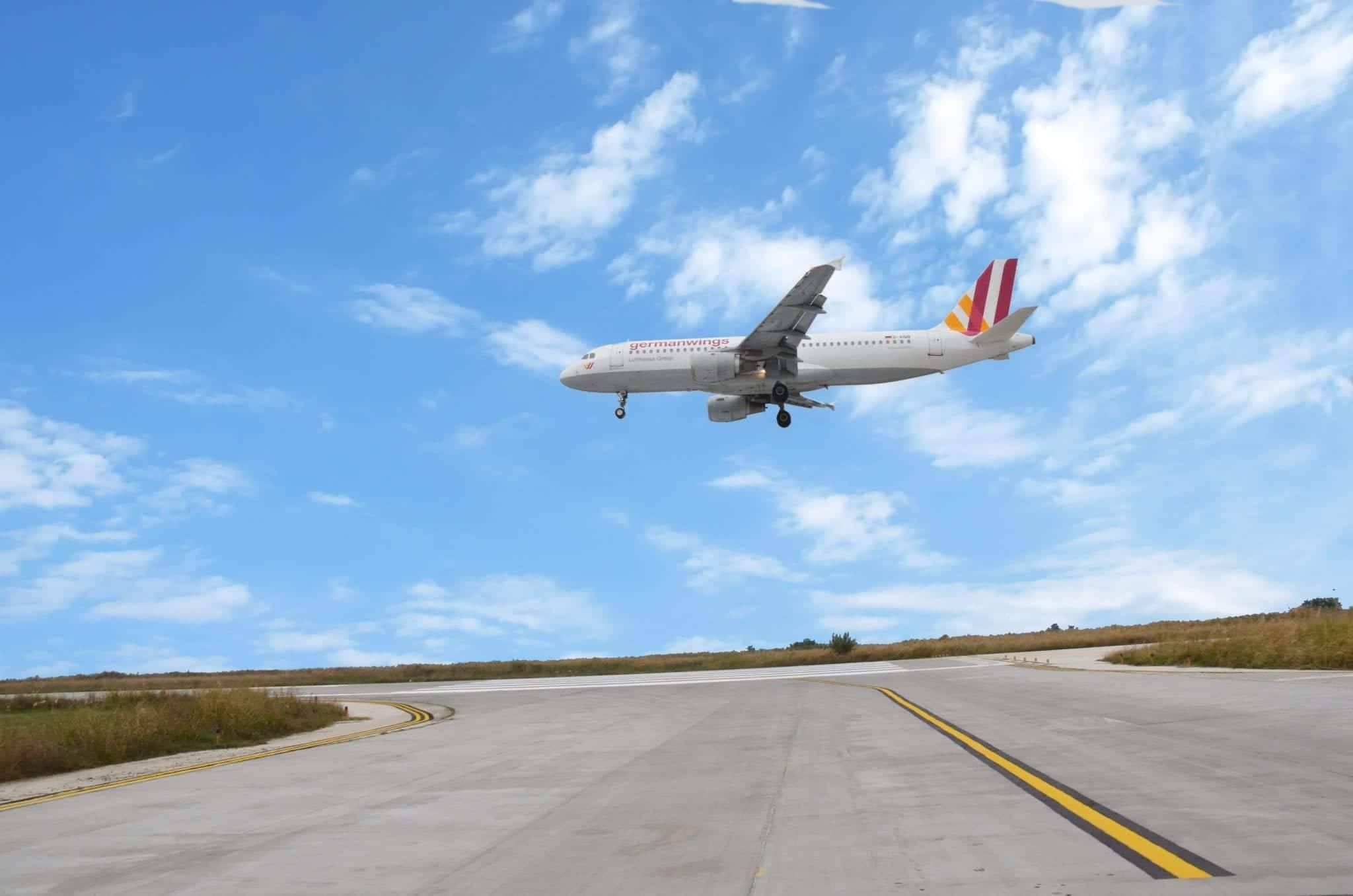 Contrassegni aeroportuali